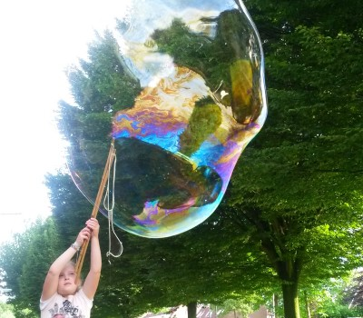 BubbleLab in het land